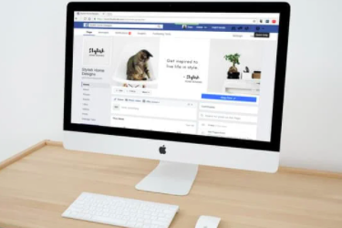 How to set up a Facebook page.